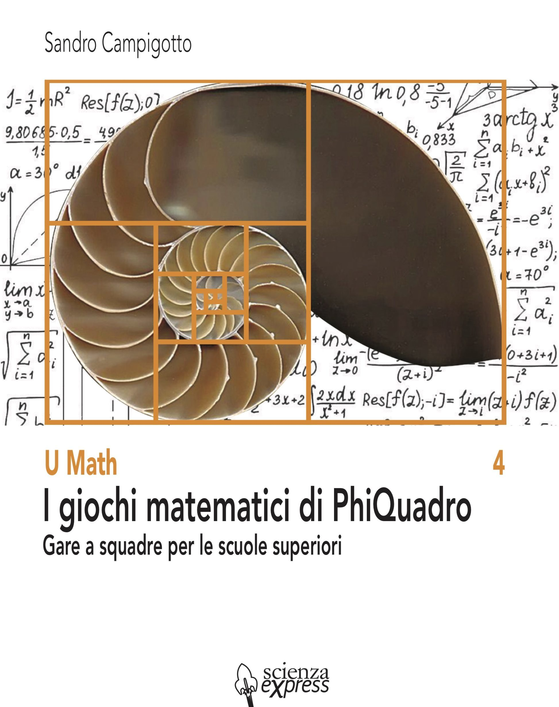 U Math cover vol4 corretta